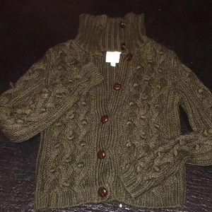 Olive an Oak Hunter green Knitwear